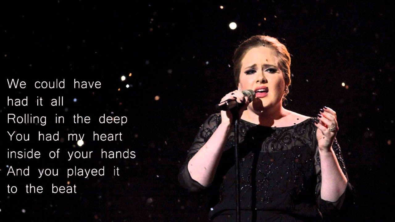 chanson adele rolling in the deep gratuit
