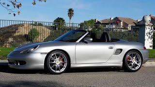 homepage tile video photo for One Take Porsche 986 Boxster 3.4 Conversion