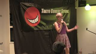 TCS New Material Night Comedy Show: Jax Adele Stand Up Comedian (May 2015)