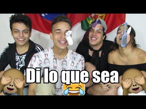 DI ALGO CHALLENGE | El Portu feat. Mishelle Hecht HayUnJuan GrPepe