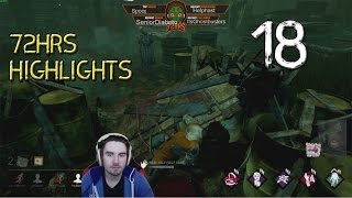 72hrs Dead by Daylight Highlights Montage #18