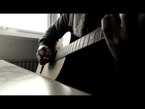 bon iver - holocene (guitar cover)