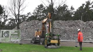 Kerckebosch Zeist verplaatst bomen