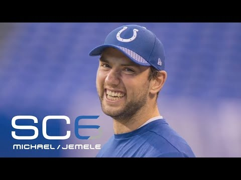 Colts should shut down Andrew Luck for rest of season | SC6 | ESPN