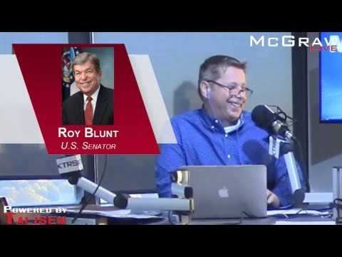 U.S. Senator Roy Blunt wants to focus on more jobs and less government