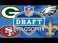 NFL Network's Daniel Jeremiah​, Cynthia Frelund, Steve Mariucci​, and Bucky Brooks​ discuss which NFL team has the best draft philosophy.