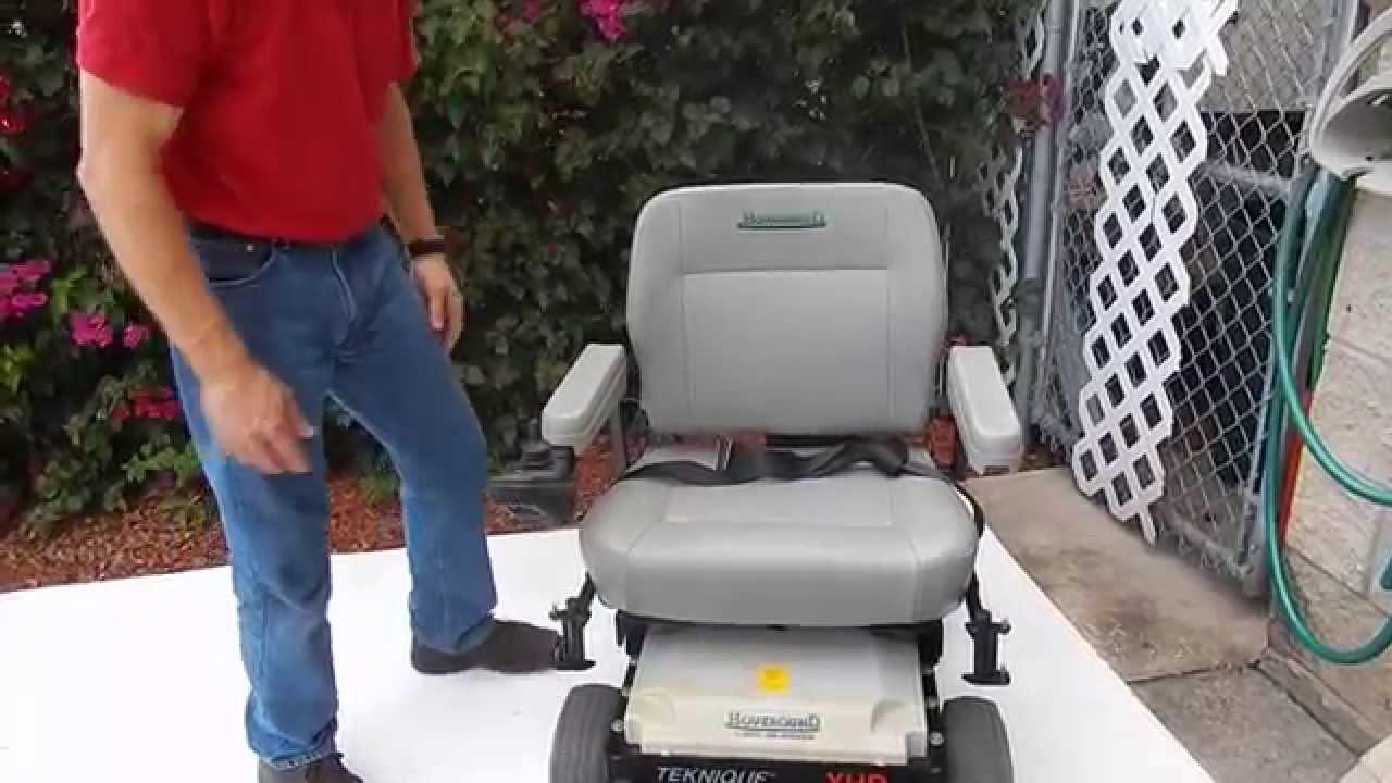 Hoveround Wheelchair