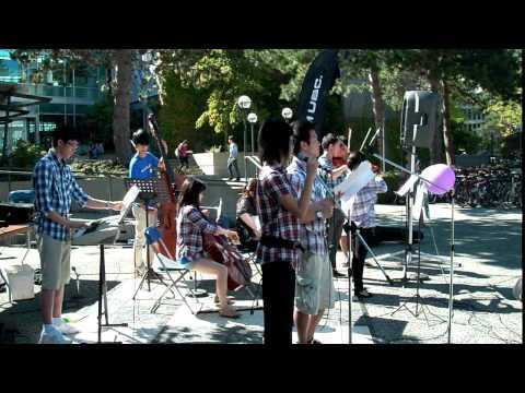 UBC Music Initiative - Sept 6 Imagine Day at UBC (part 2)