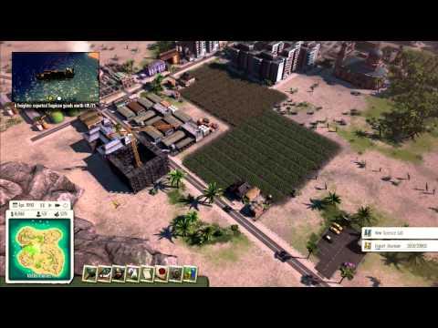 Tropico 5 - Let's Play - Episode 19 - Day Zero