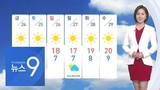 [날씨] 서울 때늦은 봄눈 관측…주말까지 쌀쌀해요