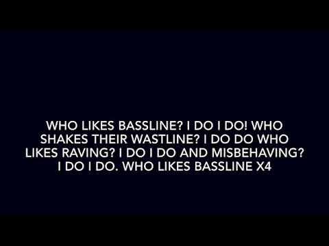 tom zanetti who likes bassline