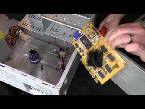 Archon psuje: swój pierwszy komputer!