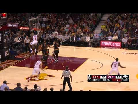 Los Angeles Clippers at Cleveland Cavaliers - December 1, 2016