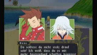 Let´s play Tales of Symphonia: part 15 süße Komplimente