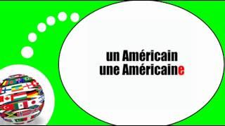 Французского видео урок = Женская форма с =  E =