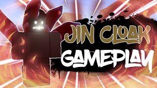 New Jin Cloak System (4th Tail Jinchuriki) in Shinobi World! | Roblox | TerraBlox