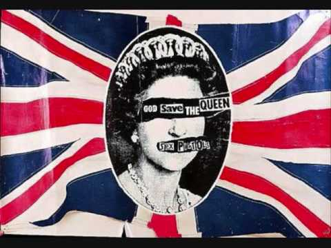 Sex pistols god save the queen youtube