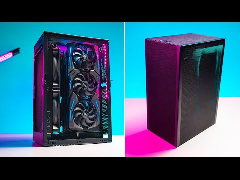 The 2021 ITX Case to Beat – SSUPD Meshlicious