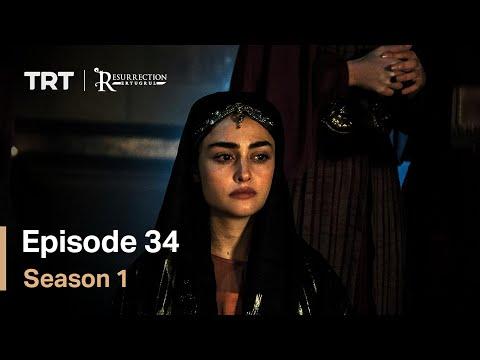 Resurrection Ertugrul Season 1 Episode 34