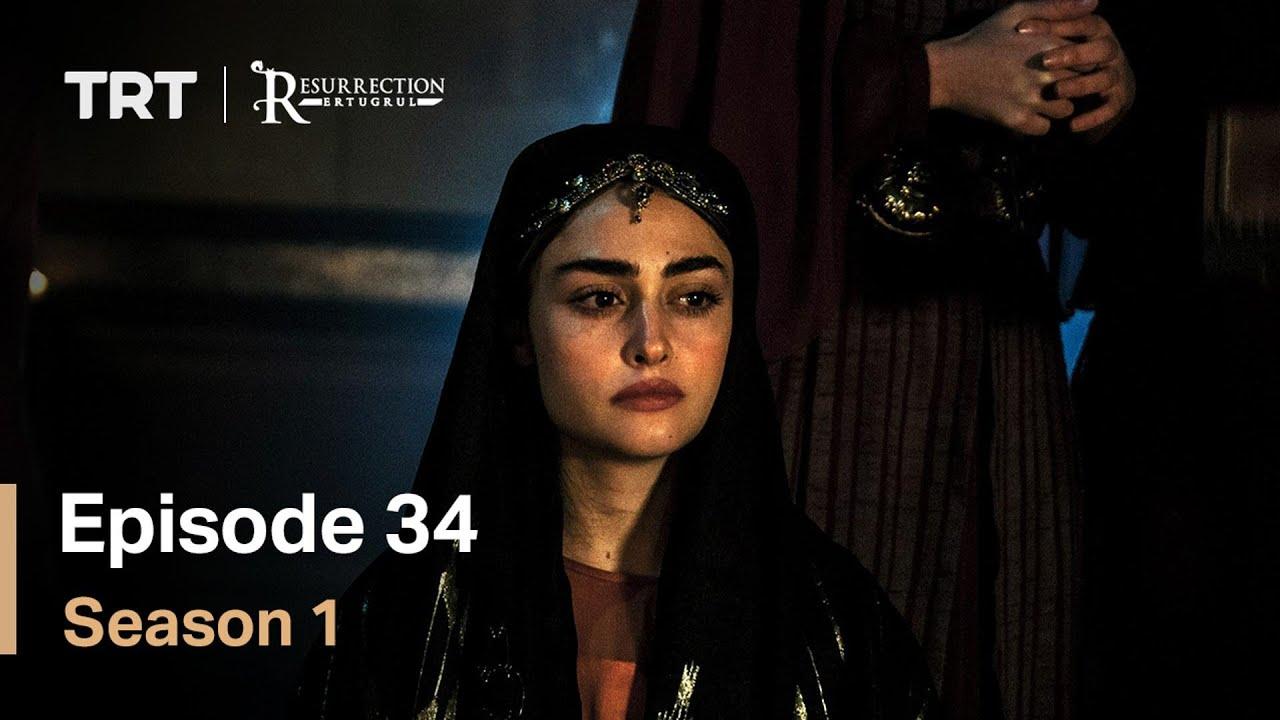 Resurrection Ertugrul Season 1 Episode 34 (English Subtitles)