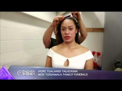 Miss Samoa New Zealand 2012