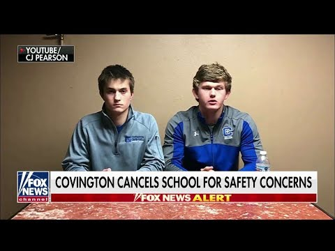 'A Tsunami of Hateful Messages and Threats': Covington Students S ...