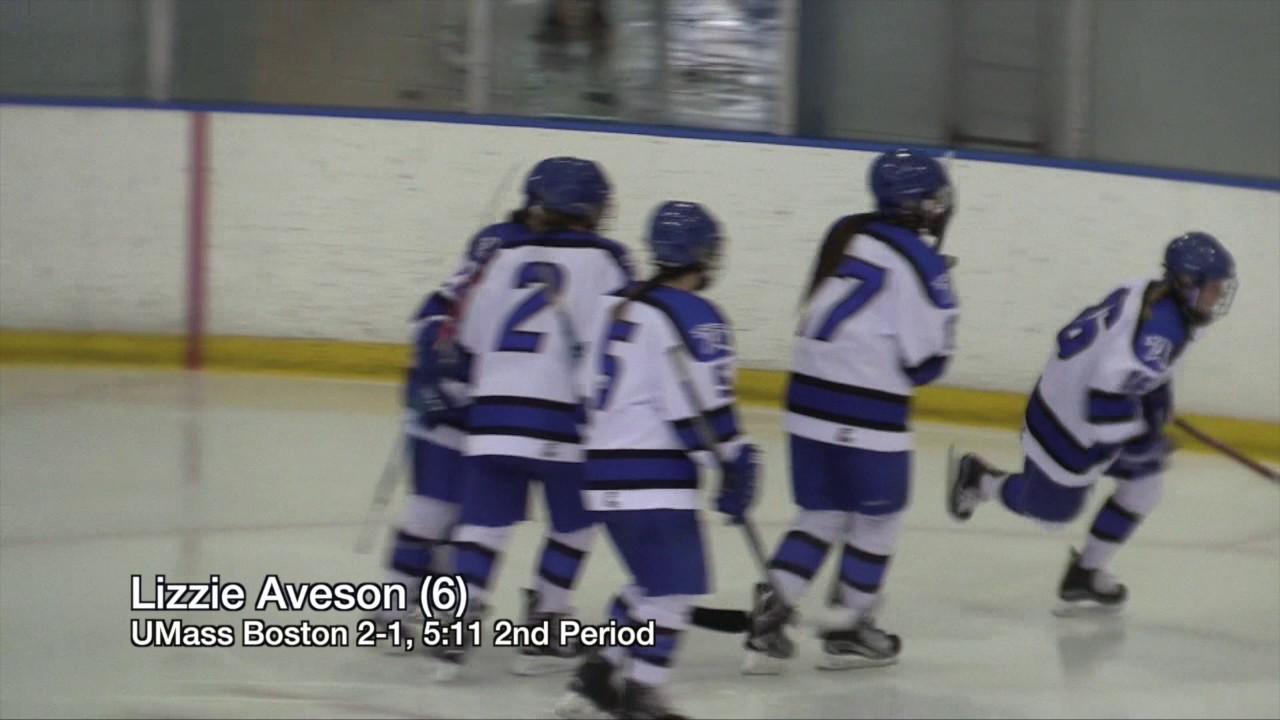Women S Hockey Vs Salve Regina University 2 25 17 Nehc