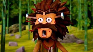 Oko Lele 46 - Fishing - CGI animated short - Super ToonsTV