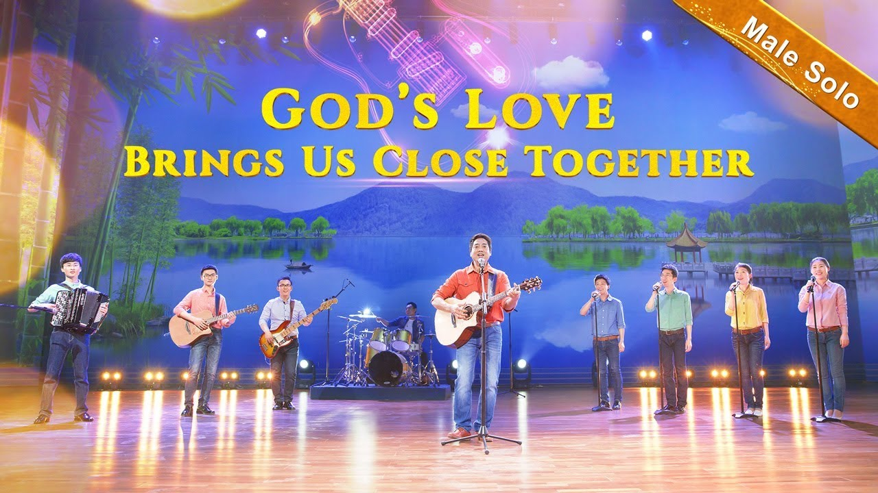 God's Love Brings Us Close Together (With Lyrics) - Praise and Worship Song