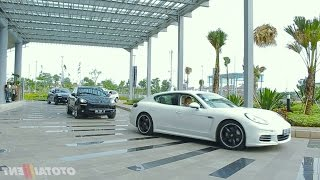 Porsche Driving Experience Indonesia 2015