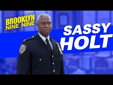 Sassy Holt | Brooklyn Nine-Nine