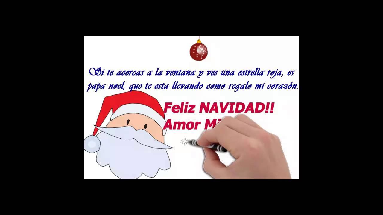 Feliz Navidad Amor Mio Www Topsimages Com