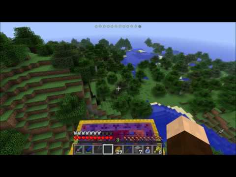 "MrEarling Plays Minecraft (S2E17) 1.2.5 MODS ""Flying Carpet"""