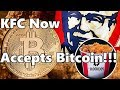 Bitcoin Is NOW Considered MONEY By KFC, Crypto News, Binance
