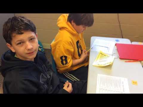 Theme Lesson 7th Grade 1-25-18