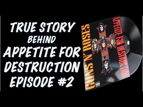 Guns N' Roses: The True Story Behind Appetite for Destruction Episode 2 Recording the Album