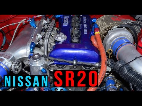 BEST Nissan SR20 turbo sound compilation