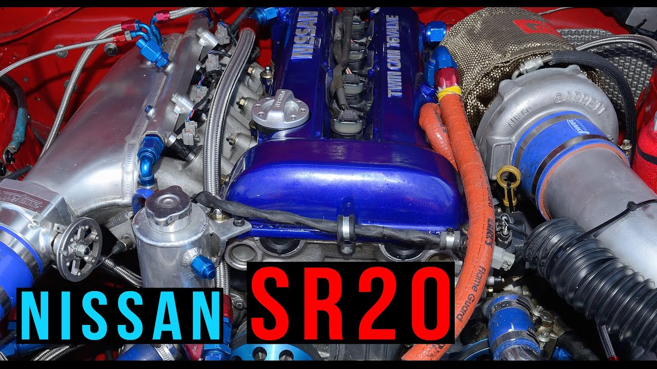 Ultimate SR20DET Turbo Guide | Drifted com