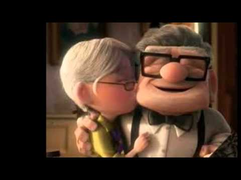 UP : Carl and Ellie - This I Promise You - N'sync.
