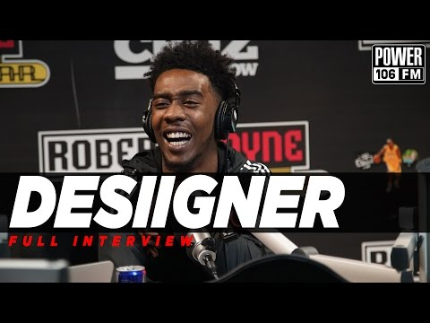 "Desiigner Dances On A Table To His New Track ""Up""!"