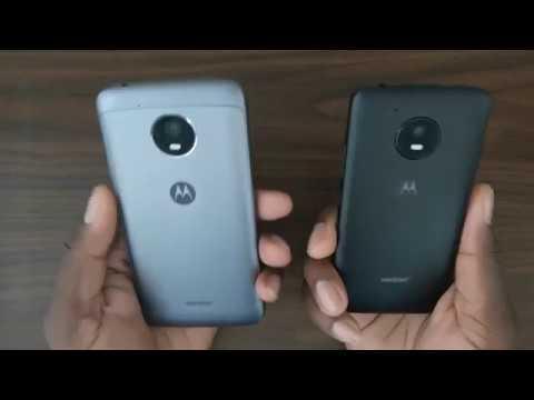 Moto E4 Plus or Moto E4 Which one should buy?