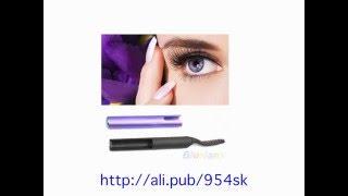 Плойка для ресниц(Портативный пен-стиль подогрев макияж долгое завивки ресниц 1U6P 3DZE Portable Pen Style Electric Heated Makeup Eye Lashes Long Lasting Eyelash., 2016-03-10T11:12:57.000Z)
