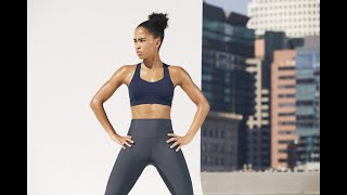 Day 11: 30-Minute Cardio Barre Workout With Sweat Trainer Britany Williams