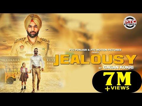 JEALOUSY | Gagan Kokri | Full Video | Latest Punjabi Song 2017 | PTC Punjabi | PTC Motion Pictures