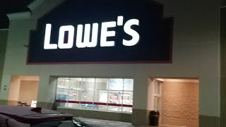 Lowes Live ..Back Again !!