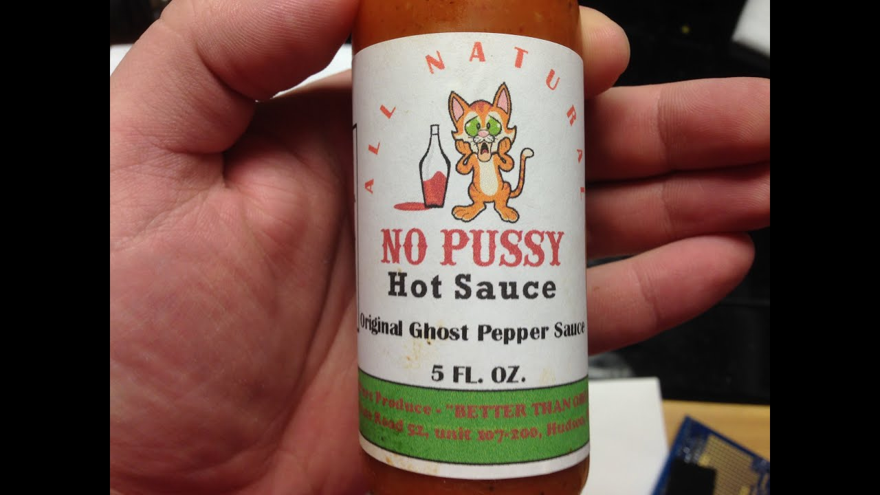 Remarkable, porn pussy hot sauce And