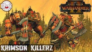 Krimson Killerz - Total War Warhammer 2 - Online Battle 243