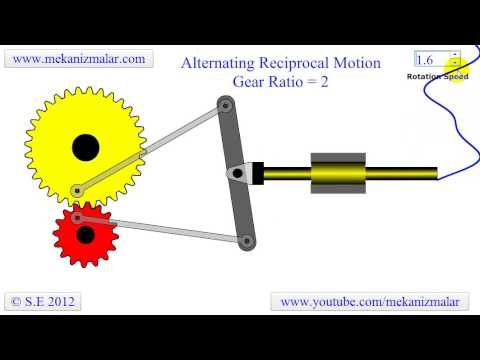 Alternating Reciprocal Motion