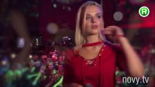 Премьера! Новая песня Карины - Киев днем и ночью