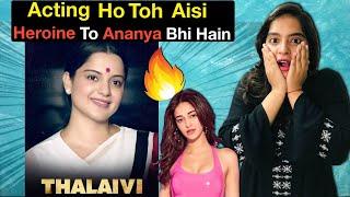 Thalaivi Movie REVIEW | Deeksha Sharma